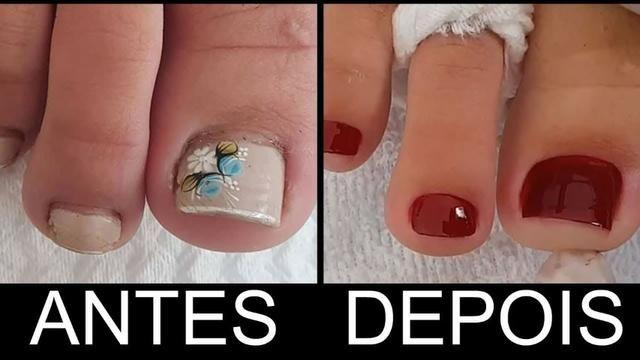 Aulas 100% Online de Manicure e Pedicure (Iniciante) Faby Cardoso - Foto 6
