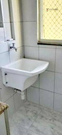 Apartamento com 2 dormitórios para alugar, 75 m² por R$ 1.400/mês - Parque Erasmo Assunção - Foto 5