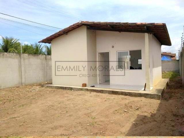 Vendo Casa do Lado da SOMBRA - R$ 69.900 - São Gonçalo do Amarante - SGA1764 - Foto 2
