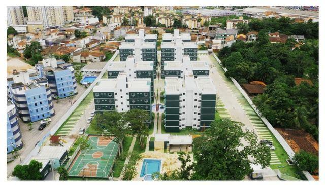 Repasse de Apt 3/4 sendo 1 suite (60 m2), Bosque Ville, pode pagar no nome - Foto 10