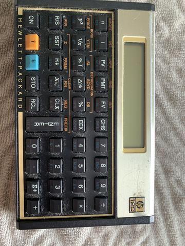 HP 12 C. 2 unidades calculadora