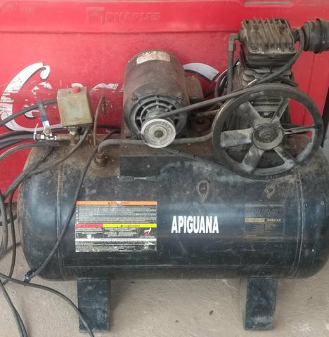 Compressor semi novo