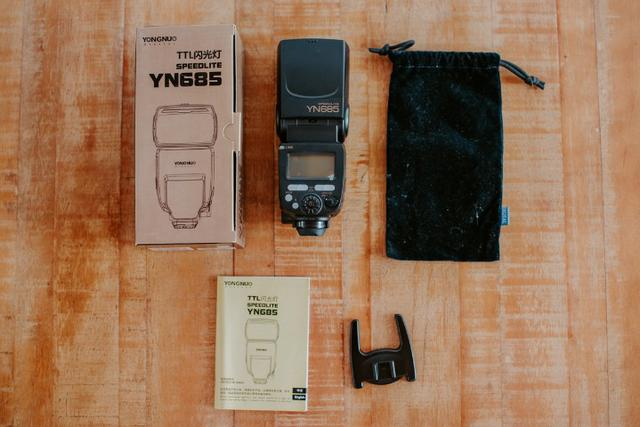 Flash Yongnuo Yn 685 Para Nikon - Foto 3