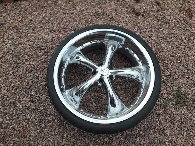 Rodas 22 pneus novos R$2.500 - Foto 2