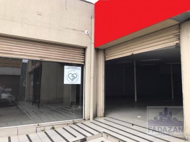 Loja para alugar, 290 m² por r$ 2.500,00/mês - pinheirinho - curitiba/pr - Foto 2