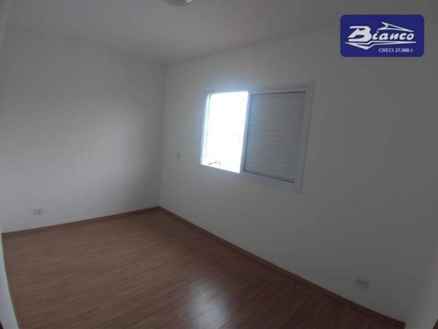 Apartamento com 2 dormitórios para alugar, 65 m² por r$ 1.100/mês - jardim santa mena - gu - Foto 8