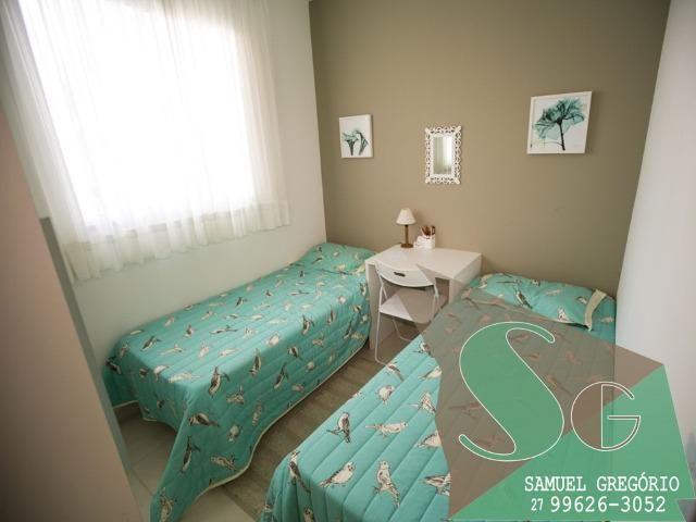 SAM - 73 - Via Sol - 48m² - ITBI+RG grátis - Morada de Laranjeiras - Serra, ES - Foto 4