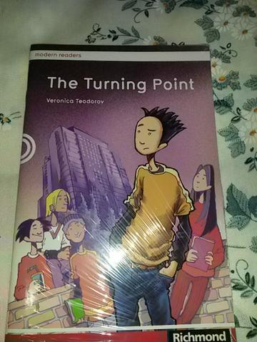 The Turning point Veronica Teodorov editora Richmond novo