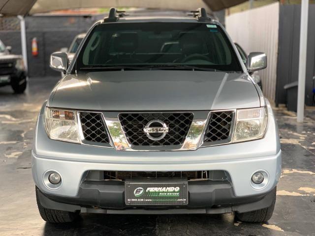 Nissan Frontier LE 2.5 4x4 Diesel Aut 2008/2009 - Foto 2