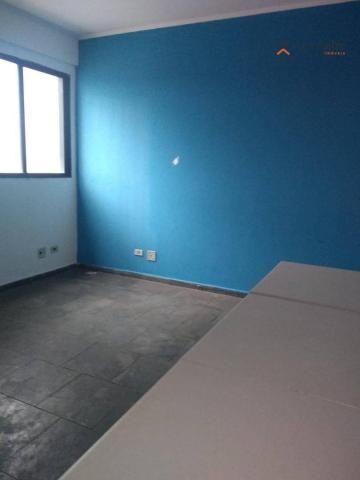 Sala para alugar, 33 m² por R$ 800/mês - Jardim Utinga - Santo André/SP - Foto 2