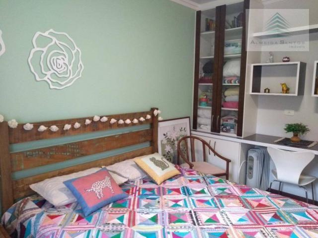 Sobrado com 3 dormitórios à venda, 160 m² por r$ 775.000,00 - são francisco - curitiba/pr - Foto 11