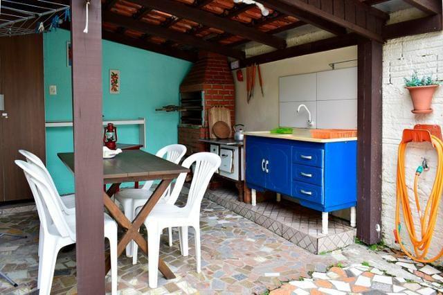 Casa com ar condicionado e WI-FI, a 15 m do mar na Praia da Ilhota, Itapema - Foto 6