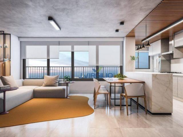 Apartamento com 2 quartos à venda, 86 m² por r$ - setor bueno - goiânia/go - Foto 14