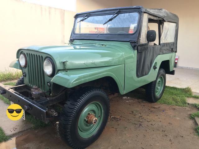 Jeep Willys - Foto 2