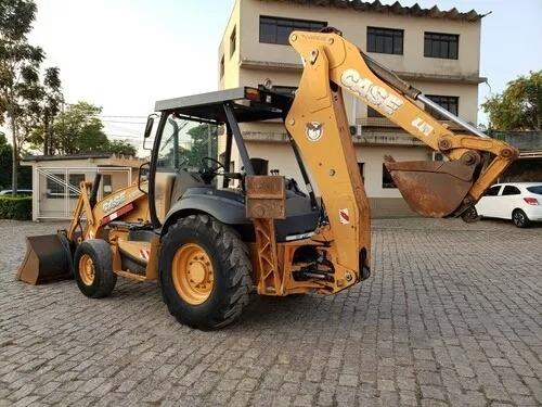 Retro Escavadeira Case 580 N 4x2 Ano 2013 C/ 3.893 Hs - Foto 5