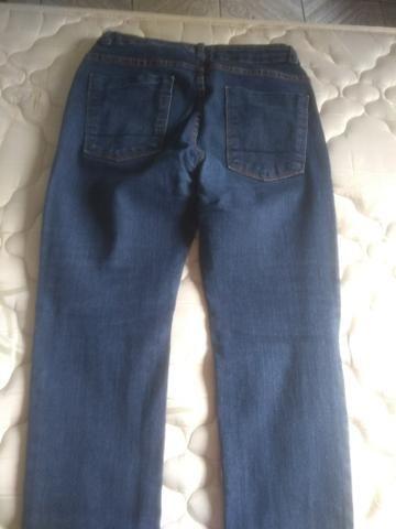 Calça jeans Tam 13/14