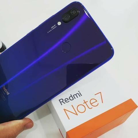 Redmi // Note 7 // Azul // Pronta Entrega - Lacrado - Foto 3
