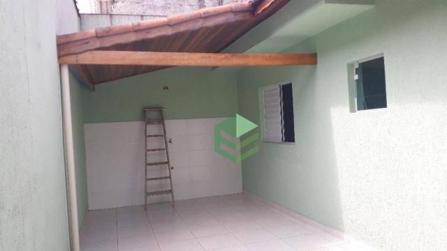 Casa com 3 dormitórios à venda, 140 m² por R$ 630.000 - Conjunto Residencial Pombeva - São - Foto 4