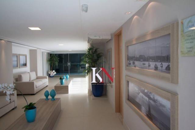 Apartamento com 3 qts, 2 stes à venda, 113 m² por r$ 753.301 - intermares - cabedelo/pb - Foto 8