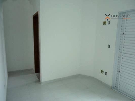 Cobertura com 2 dormitórios para alugar, 48 m² por R$ 1.400/mês - Parque Novo Oratório - S - Foto 10