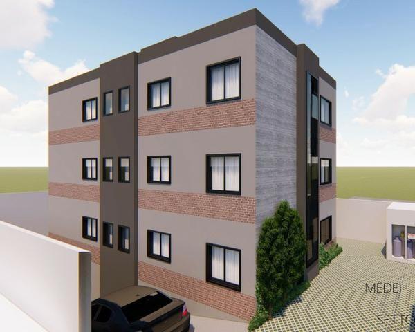 Apartamento 02 quartos para venda,Aventureiro, Joinville SC - Foto 3