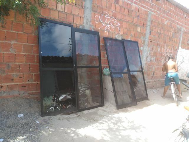 Portas de vidro - Foto 4