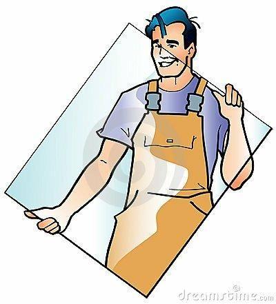 Contrata-se auxiliar de vidraçaria