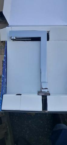 Torneira Quadrada Lavabo, Pia, Ilha de cozinha inox S. luxoR$390 produto não e China