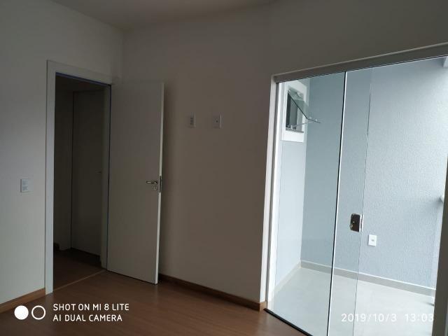 Sobrado geminado com 107 m² no Bairro Iririu - Foto 10