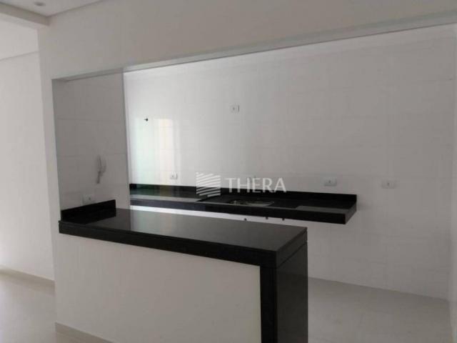 Apartamento com 3 dormitórios à venda, 96 m² por r$ 460.000,00 - campestre - santo andré/s - Foto 8
