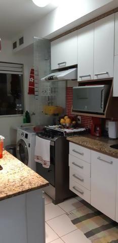 Alugo lindo apartamento decorado Norte Village - Foto 5