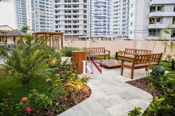 Apartamento com 4 dormitórios à venda, 273 m² por r$ 1.669.586 - altiplano - joão pessoa/p - Foto 14