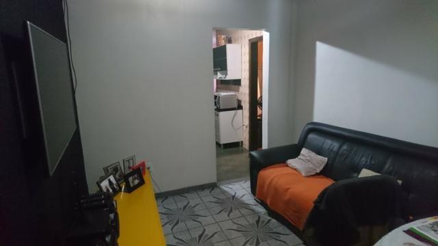 Casa mobiliada + quintal + garagem e ar cond. 12000btus SÓ 1500,00