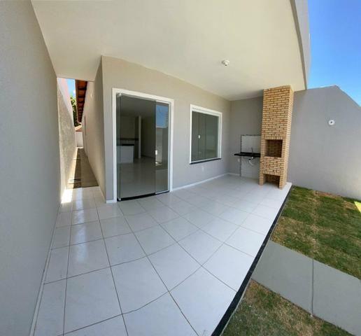 Casa plana no Ancuri de R$ 160.000.00 ja com documentação inclusa(3 Quartos) - Foto 2