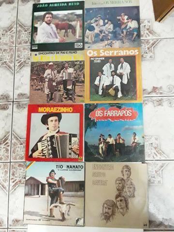 Disco de Vinil Lps Gauchos Tradicionalistas - Foto 2