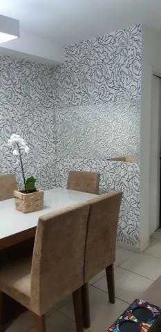 Alugo lindo apartamento decorado Norte Village - Foto 8
