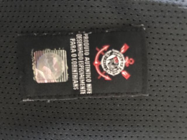 Relíquia camisa Corinthians TAM G - Foto 3