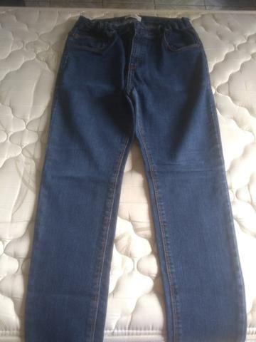 Calça jeans Tam 13/14 - Foto 2