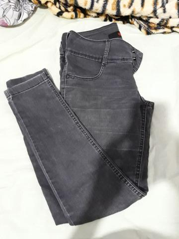 Calça jeans da handara