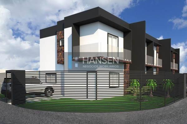 Casa à venda com 3 dormitórios em Glória, Joinville cod:2232