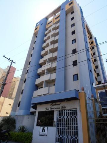 Apartamento à venda com 2 dormitórios em Jardim paraíso, São carlos cod:2756