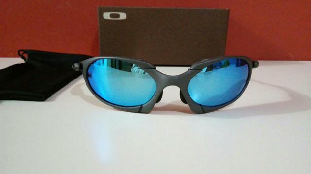 c242a558e Óculos Oakley Romeo 1 xmetal ice thug Polarizada Novo Frete grátis ...