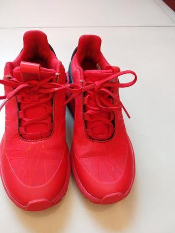 6920bddbb84 Tênis Adidas Homem Aranha Rapidarun - Artigos infantis - Ressaca ...