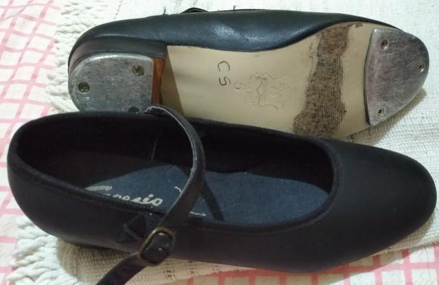 a9d88ea7a0 Sapato Sapateado - Roupas e calçados - Pc da Bandeira
