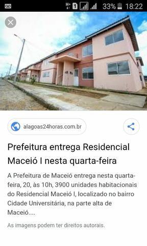Vendo casa no estáquio Gomes conjunto Maceió 1 minha casa e minha vida