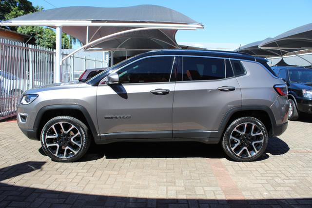 Jeep Compass Limited 2 0 4x4 Diesel 16v Aut 2019 609027040 Olx
