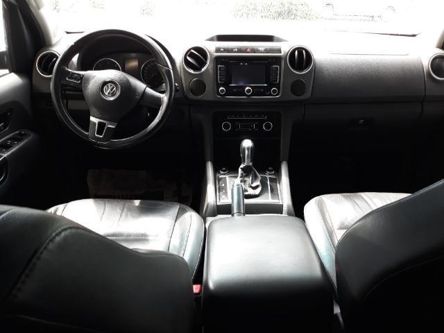 Vw - Volkswagen Amarok 4x4 highline - Foto 5