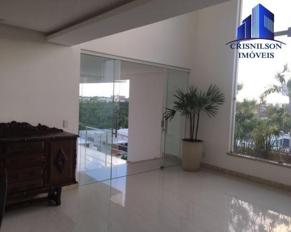 Casa à venda alphaville ii, salvador, r$ 1.650.000,00, armários, 4 suítes, espaço gourmet, - Foto 14