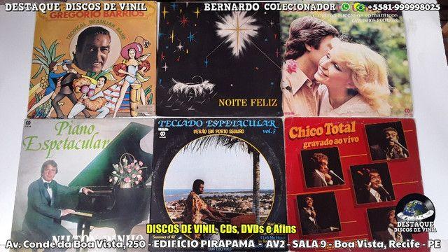 Discos Nacionais e Internacionais, Generos e Preços Variados - Foto 4