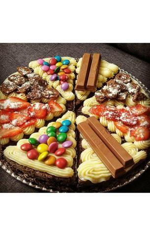 Pizza brownie - Foto 6